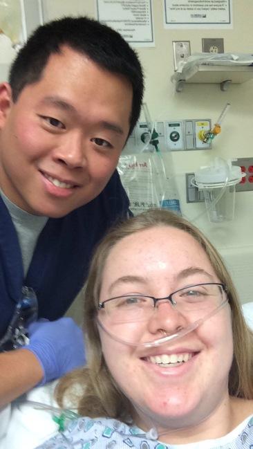 My nurse, John